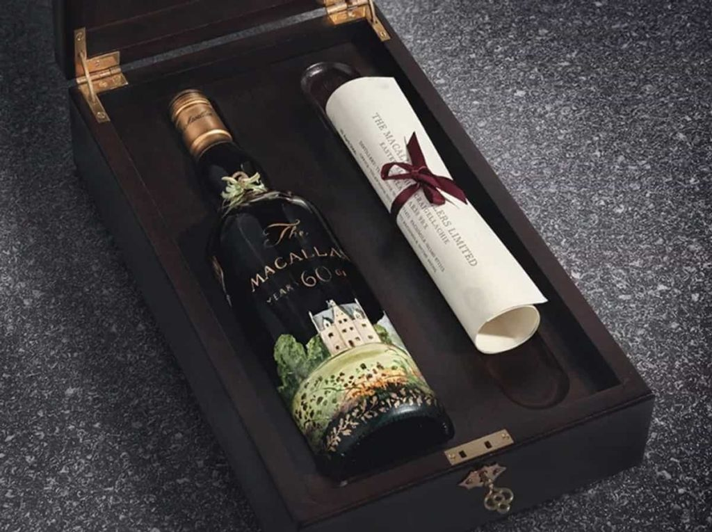 most expensive macallan
