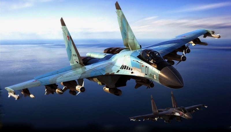 top 10 fighter jets in the world 2020