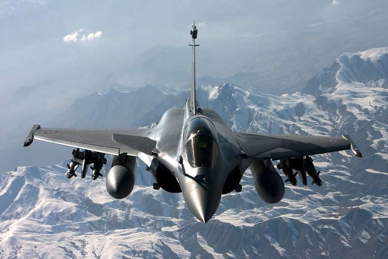 Rafale to rank in the top fighter jets