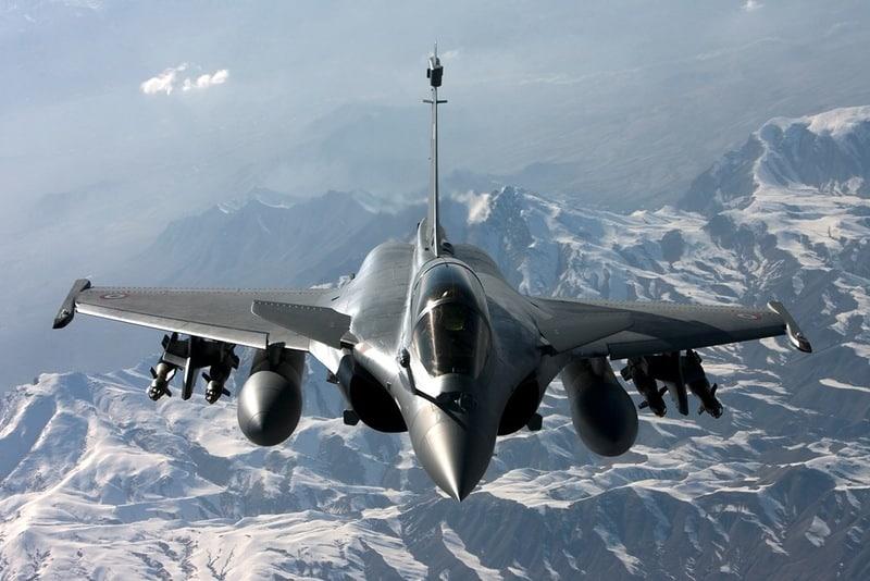 futuristic fighter jet