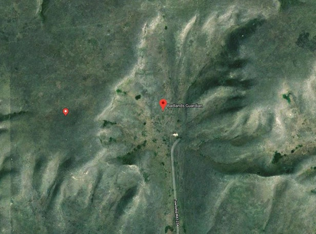 scary places on google earth