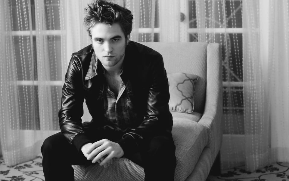 Robert Pattinson is the most handsome man in the world 2021
